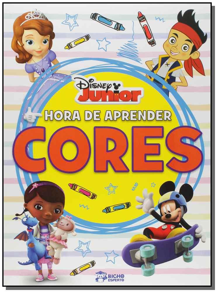 Col. Disney Hora De Aprender 4 Titulos