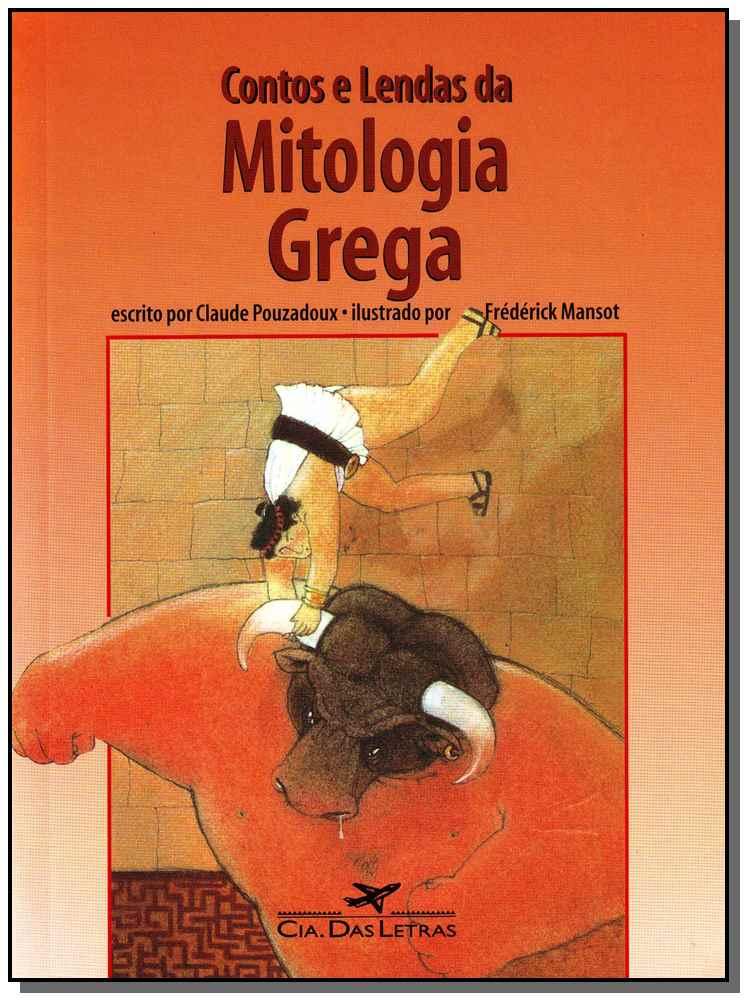 Contos e Lendas Da Mitologia Grega