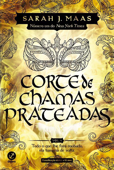 Corte de Chamas Prateadas (Vol. 4 Corte de Espinhos e Rosas)
