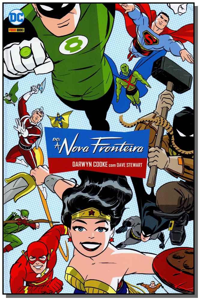 DC - A Nova Fronteira