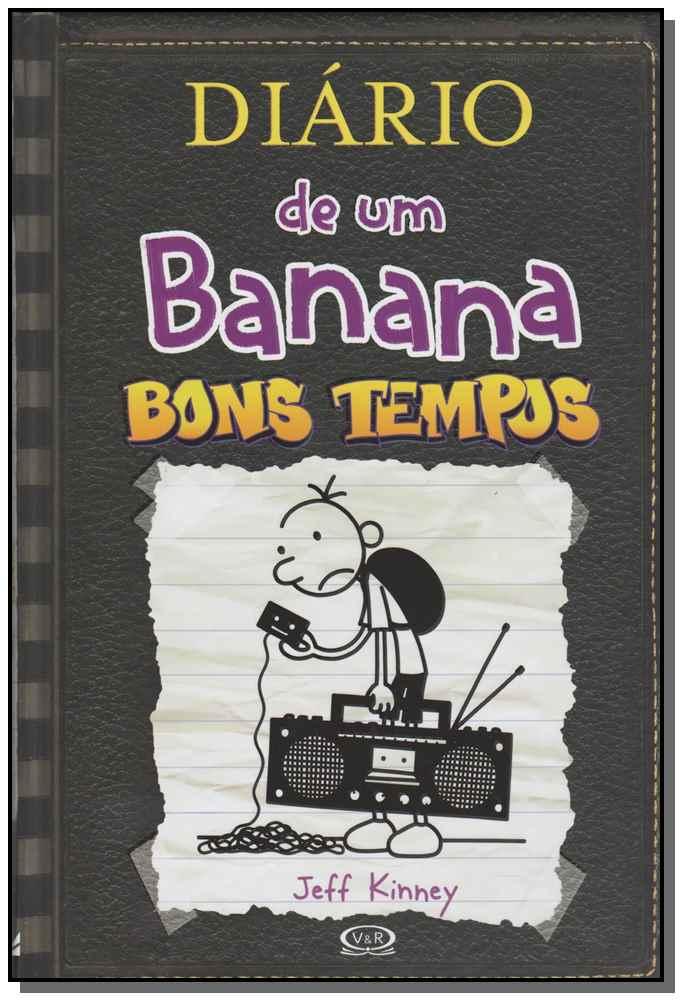 Diário de um Banana - Vol.10 - Bons Tempos