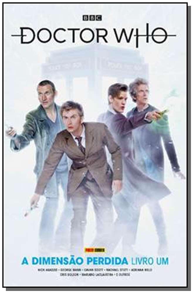Doctor Who: A Dimensão Perdida