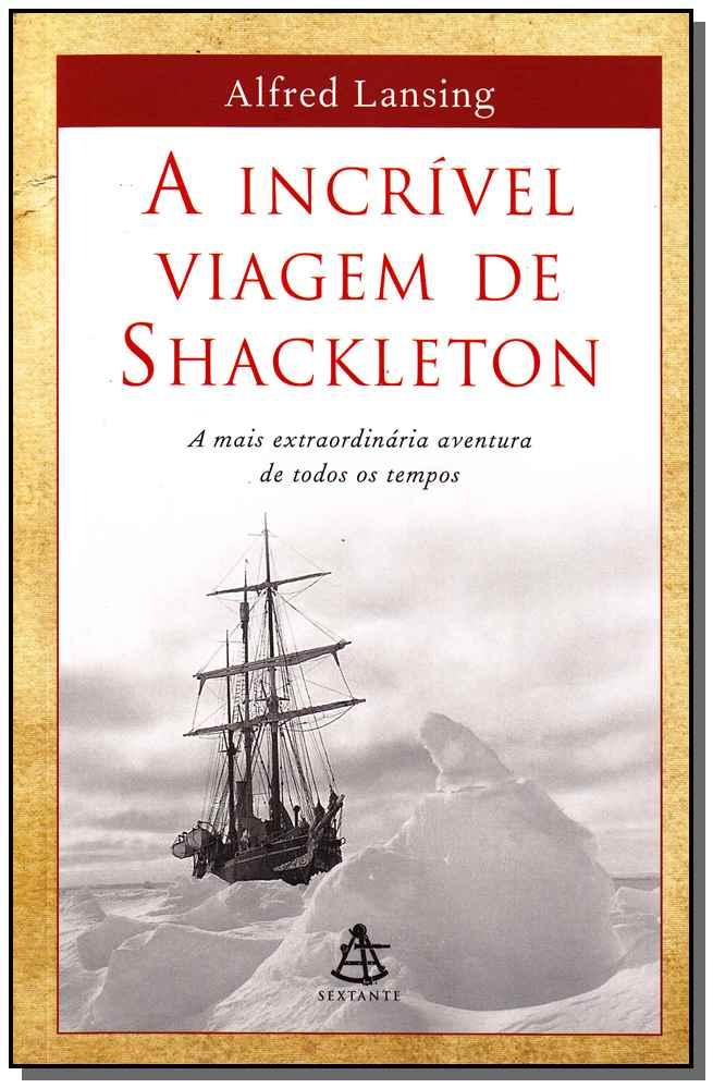 Incrível Viagem de Shackleton, A