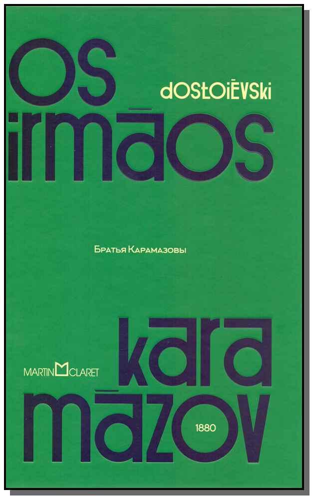 Irmãos Karamázov, Os - Verde