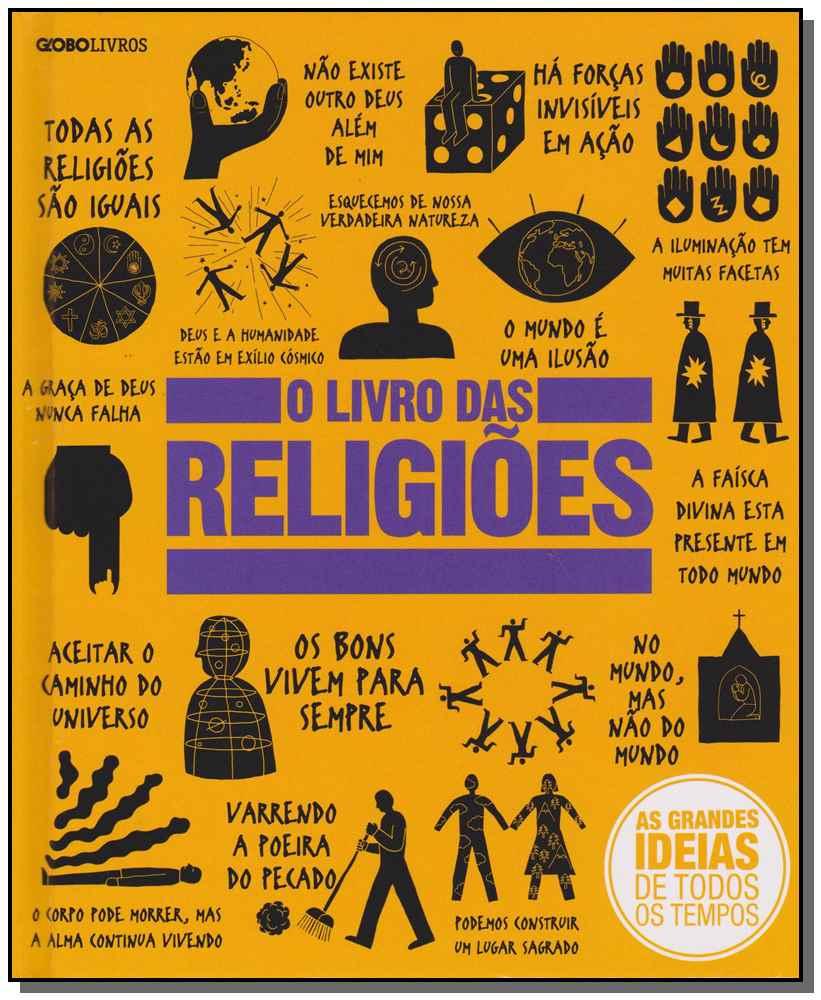 Livro das Religioes, o - 02Ed/2016