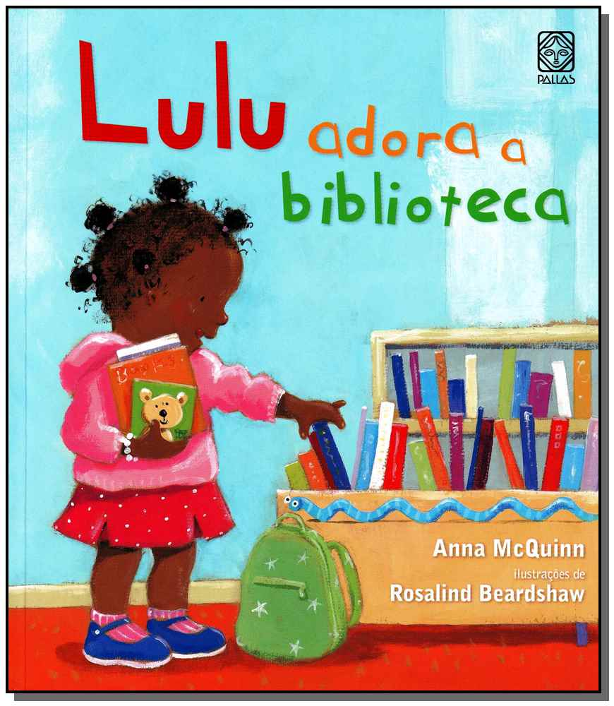 Lulu Adora a Biblioteca