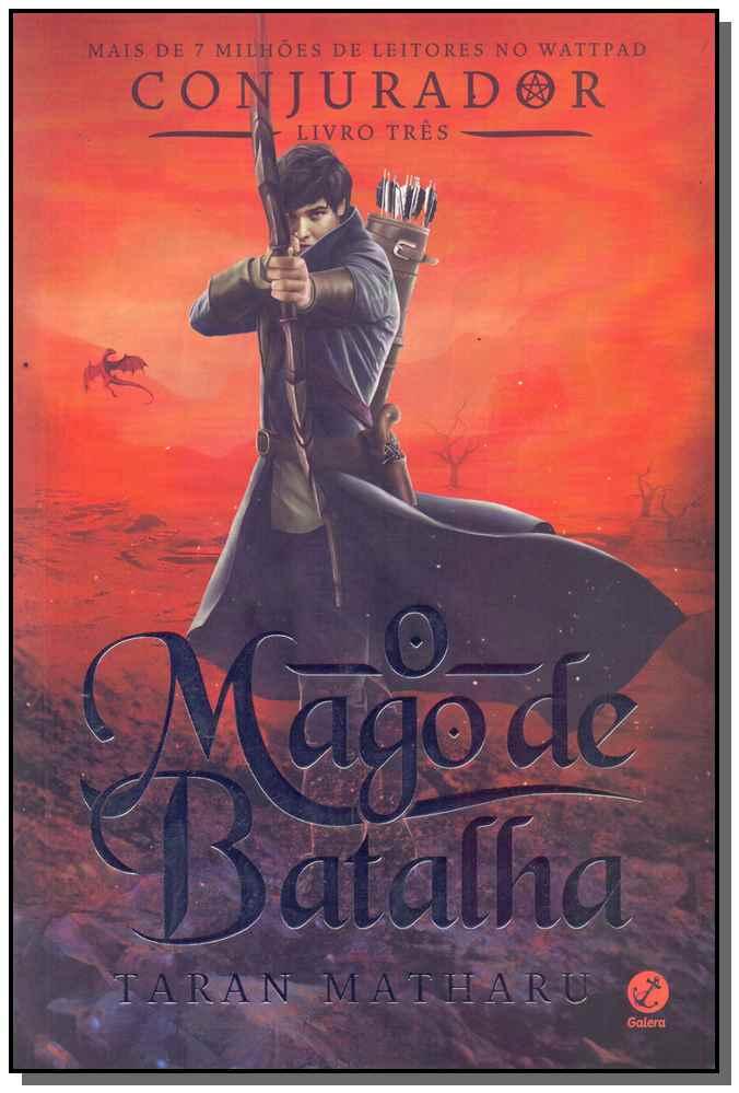 Mago de Batalha, o - Conjurador Volume 3