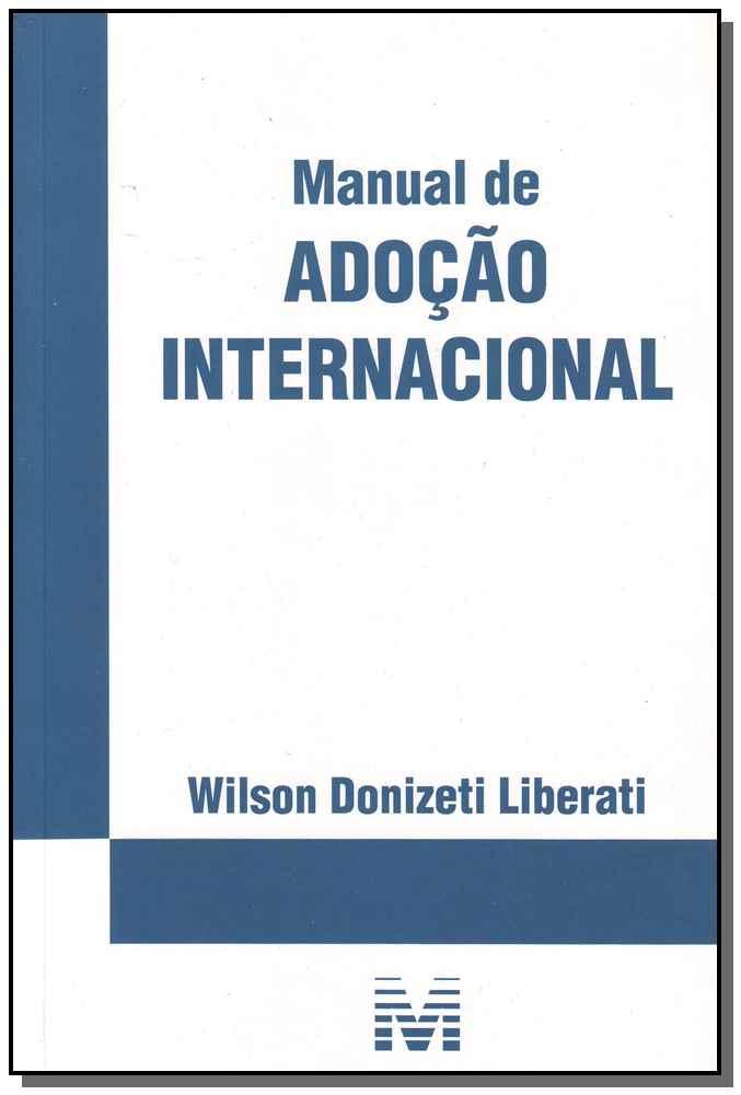 Manual de Adoção Internacional - 07 Ed. - 2009