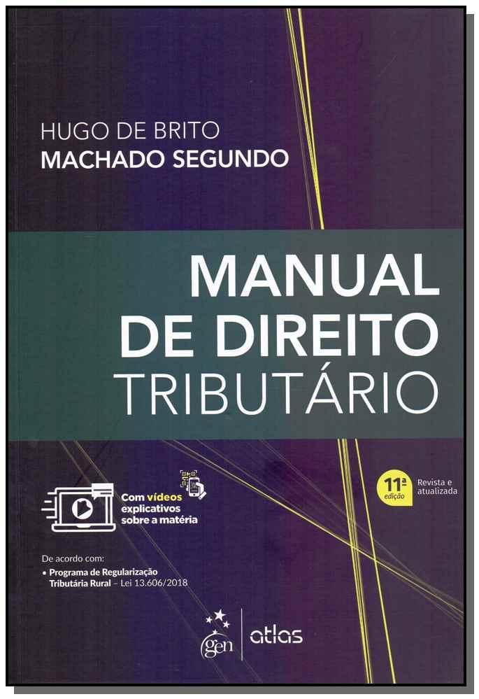 Manual de Direito Tributário - 11Ed/19