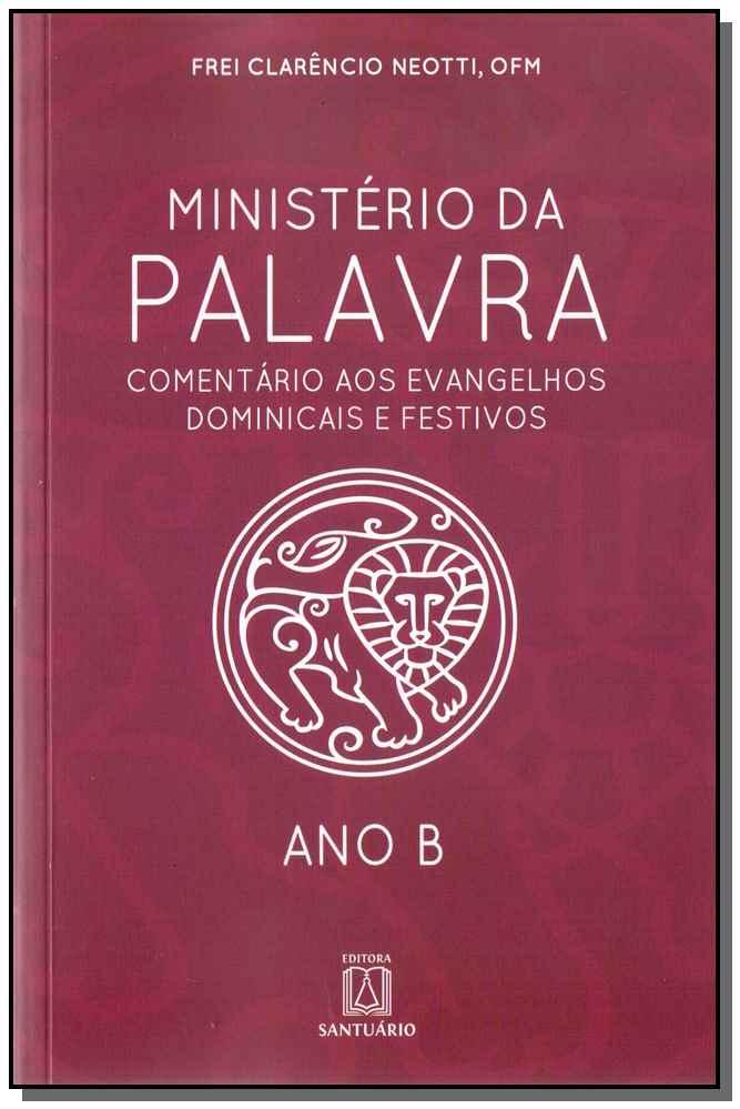Ministério da Palavra - Ano B