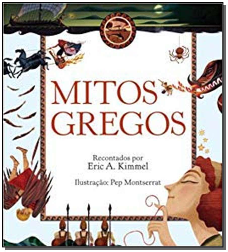 Mitos Gregos - 03Ed/13