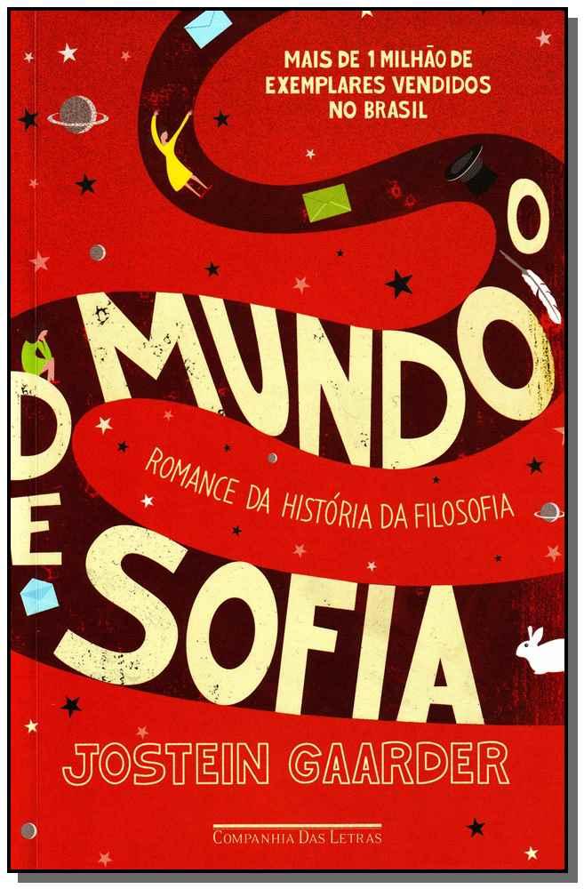 Mundo de Sofia, O - (Nova Edição)
