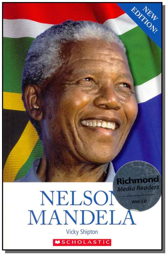Nelson Mandela - (Moderna) - 3053
