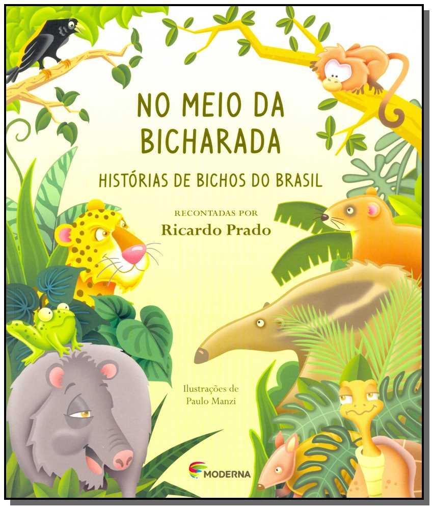 No Meio Da Bicharada