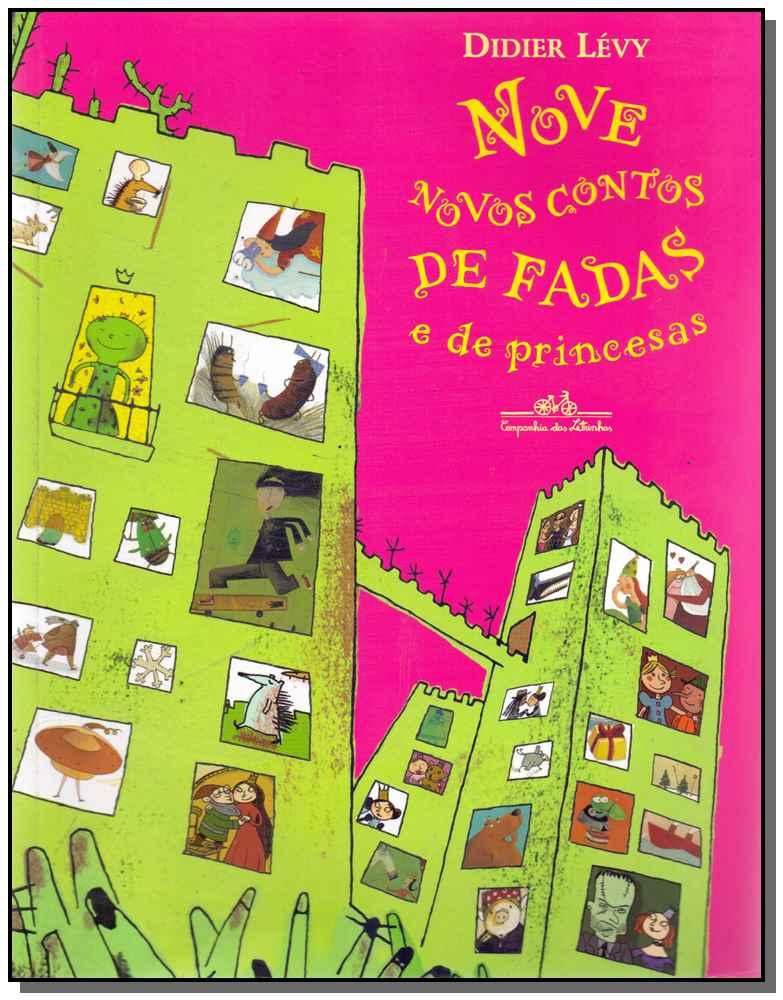 Nove Novos Contos De Fadas e De Princesas