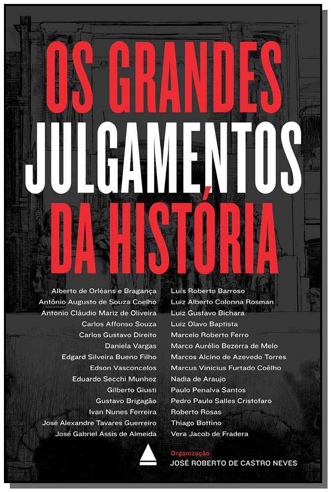 Os Grandes Julgamentos da História - 01Ed/18