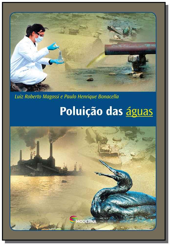 Poluicao das Aguas - 3Ed
