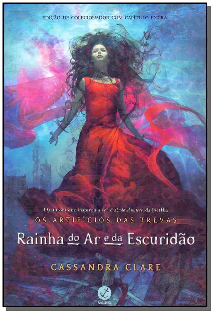 Rainha do Ar e da Escuridão - Vol. 03