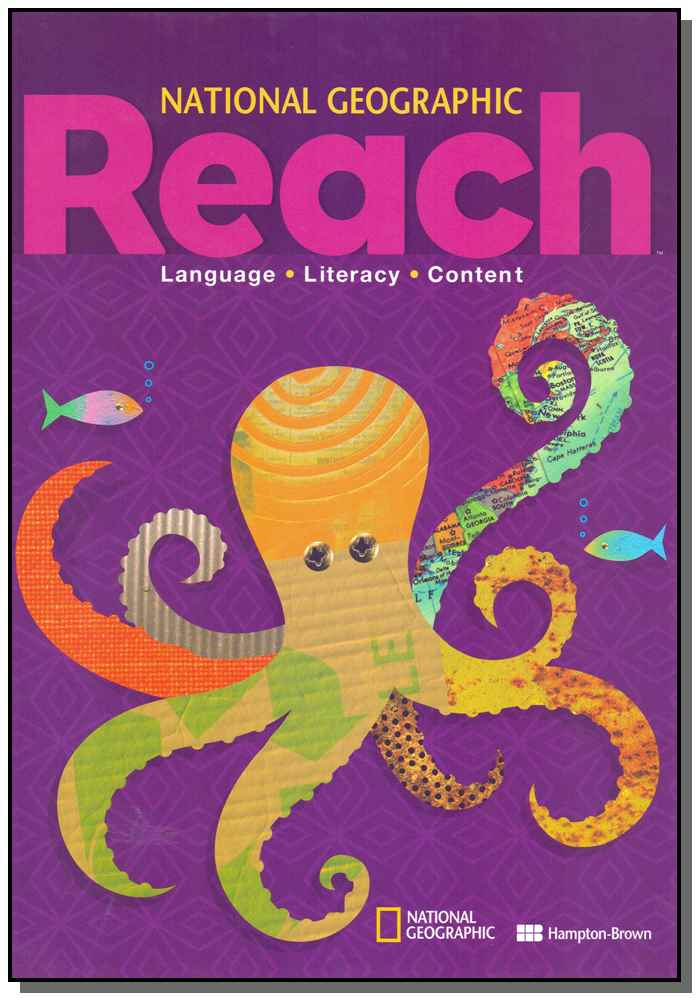 Reach - Level C - Student Anthology - 01Ed/19