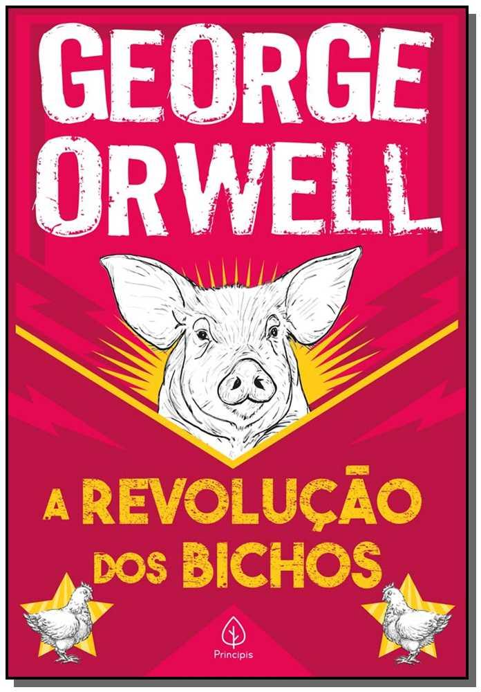 Revolução dos Bichos, A - ( Principis )