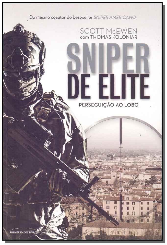 Sniper de Elite - Perseguição ao Lobo