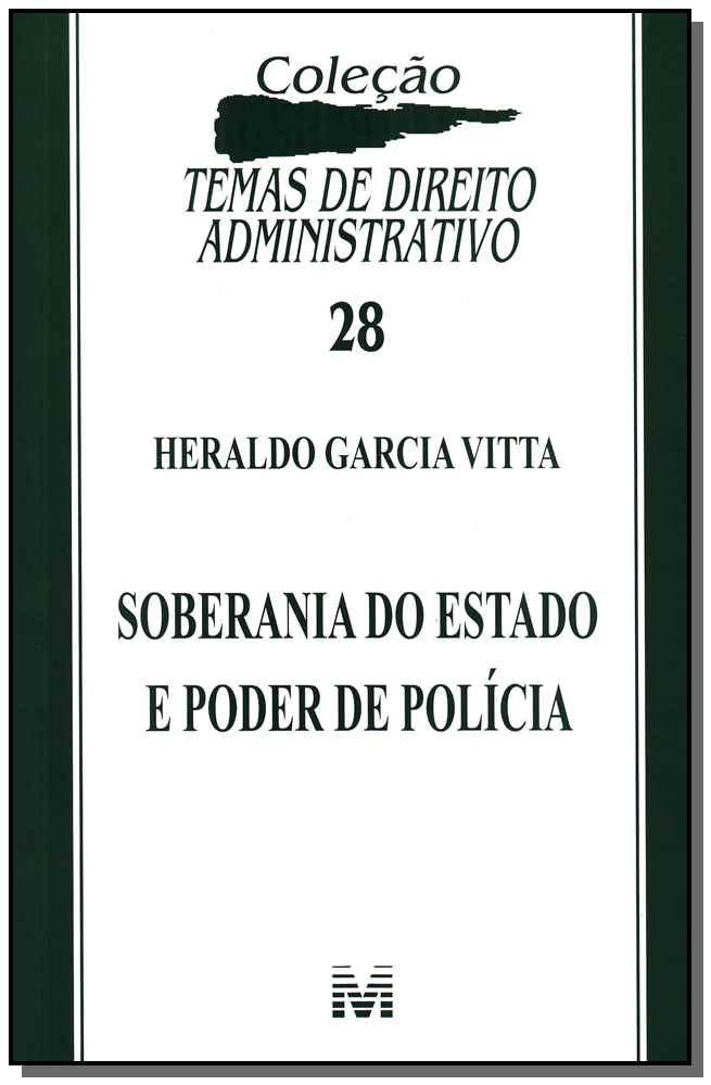 Soberania do Estado e Poder de Polícia