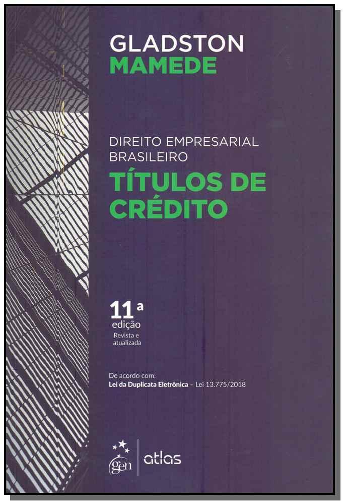 Títulos de Crédito - 11Ed/19