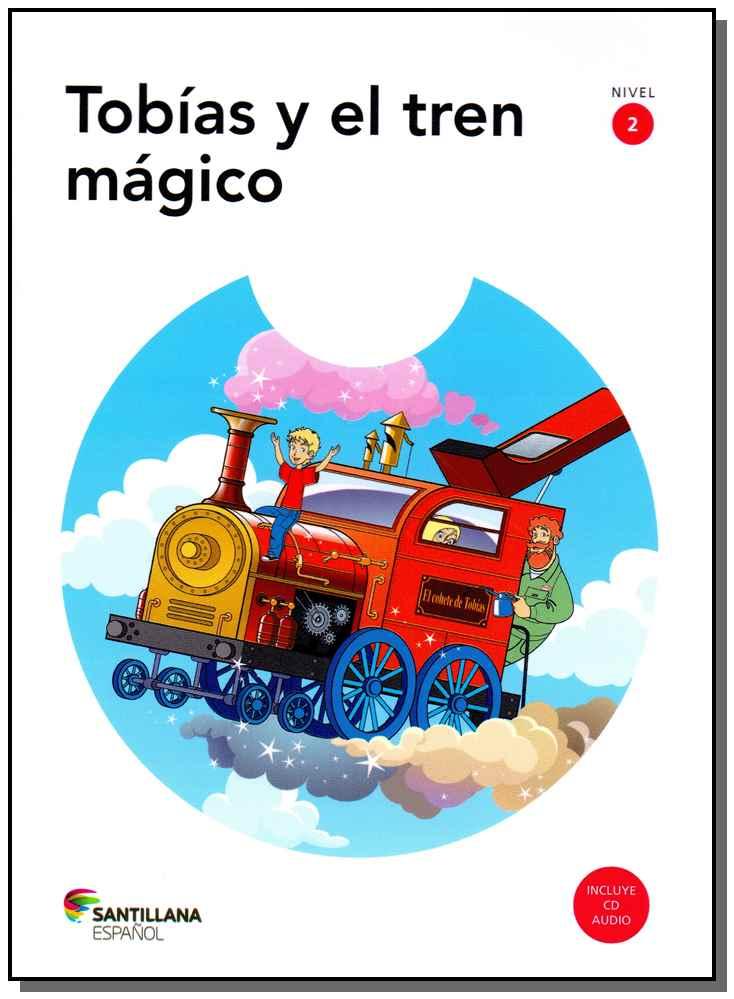 Tobias y El Tren Magico