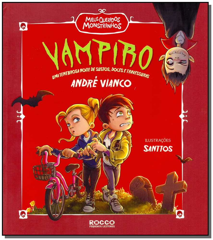 Vampiro - uma Tenebrosa Noite de Sustos