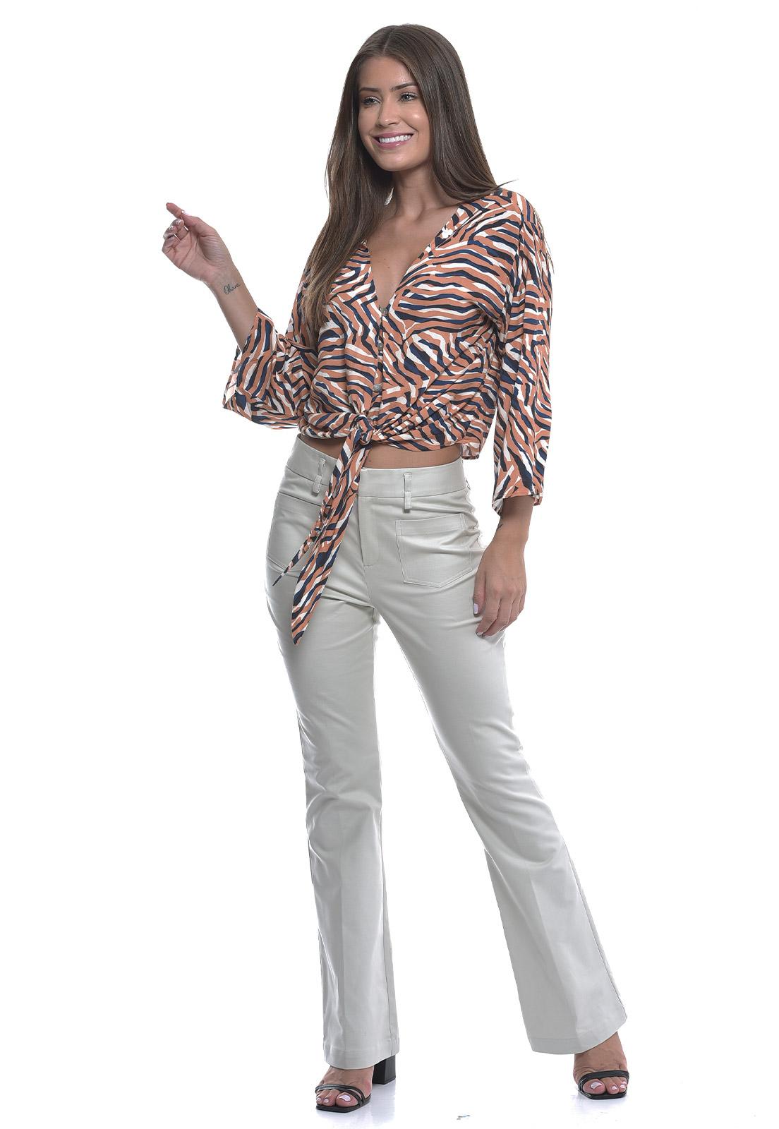 Blusa Tangerina