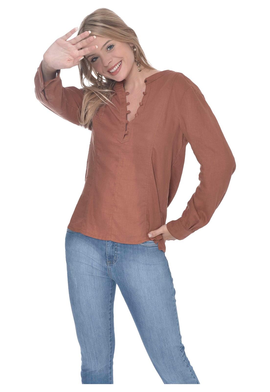 Camisa Fany