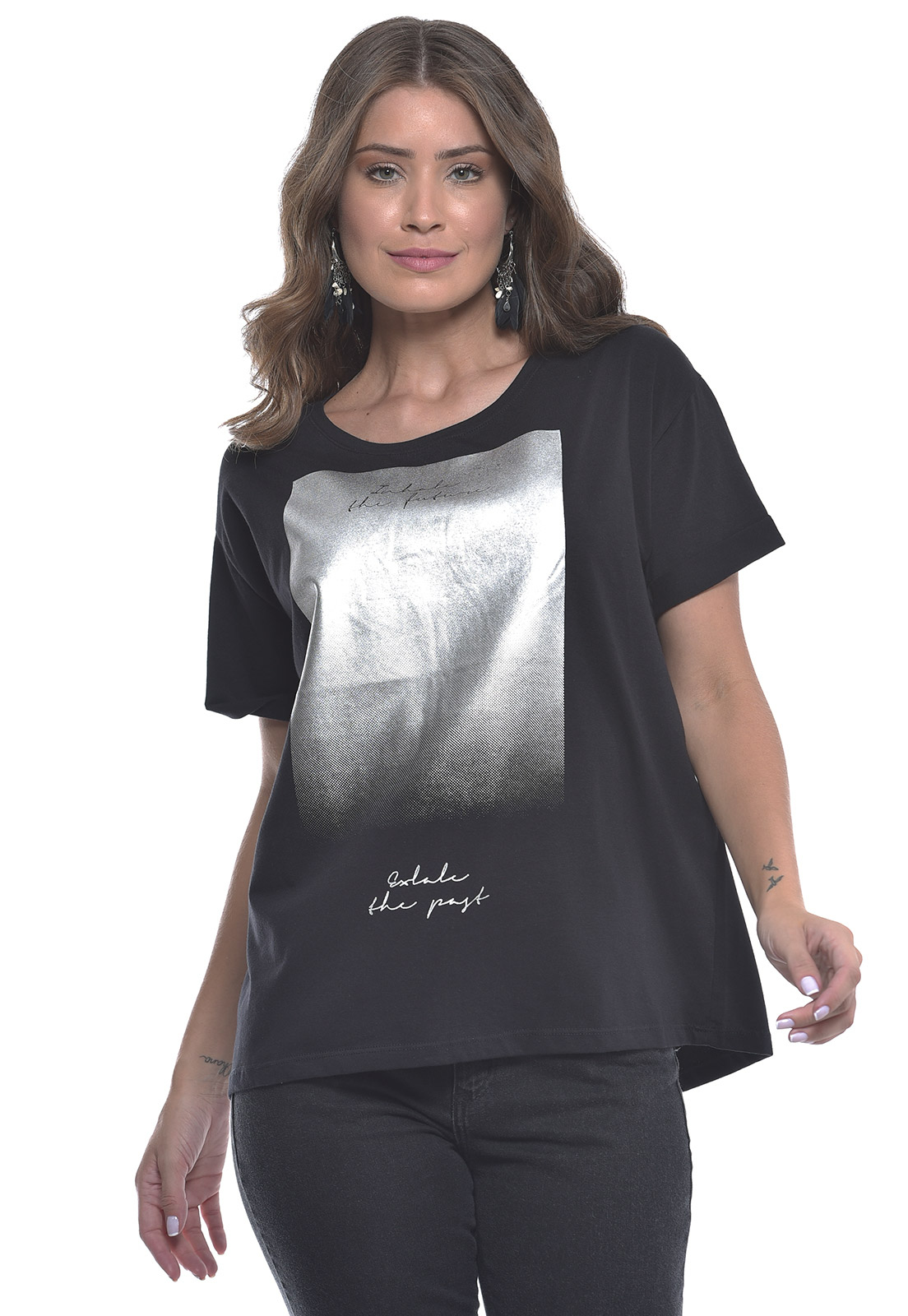 Camiseta Foil Future