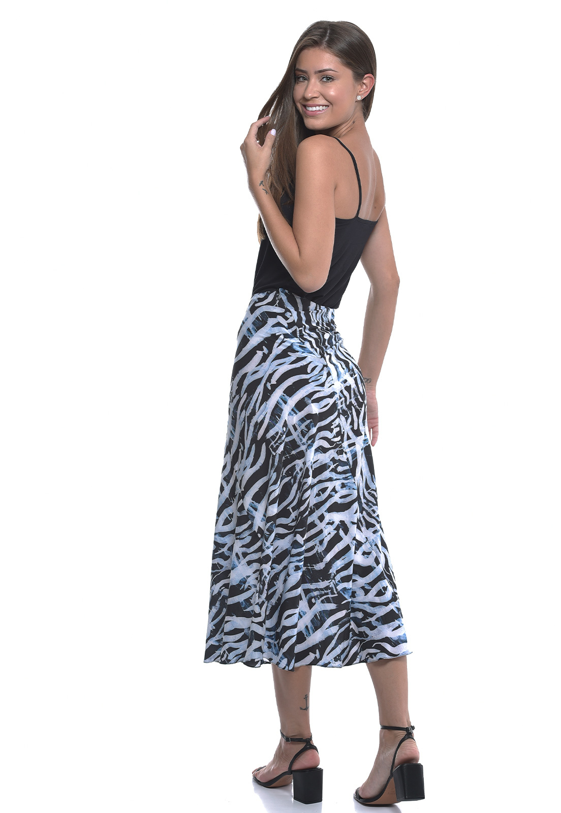 Saia Blue Zebra