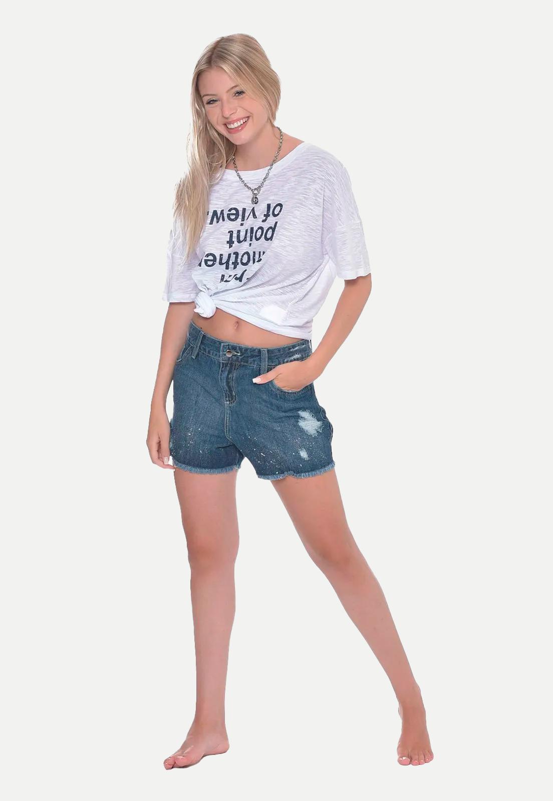 Shorts Respingado