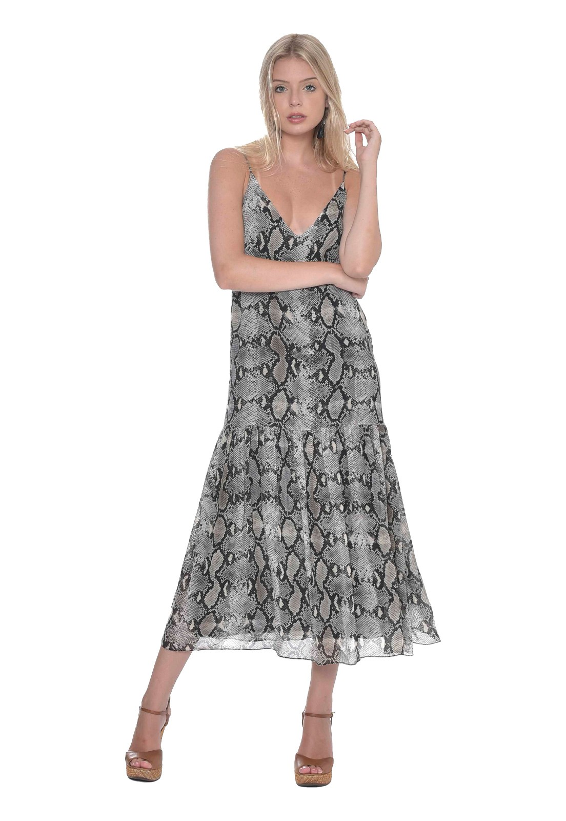 Vestido Santorine