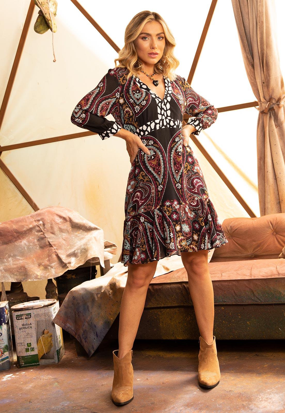 Vestido Tanger