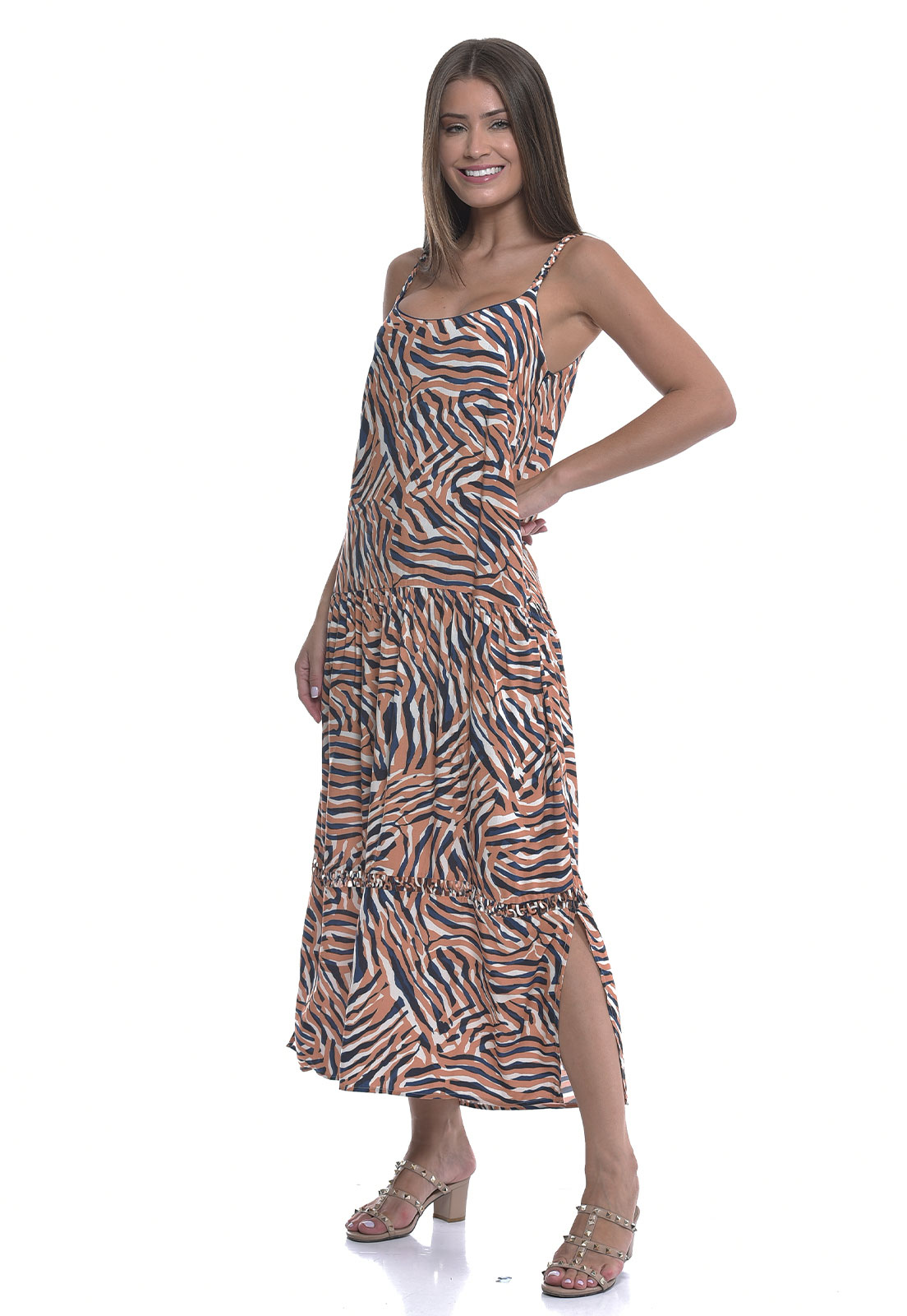 Vestido Tangerina