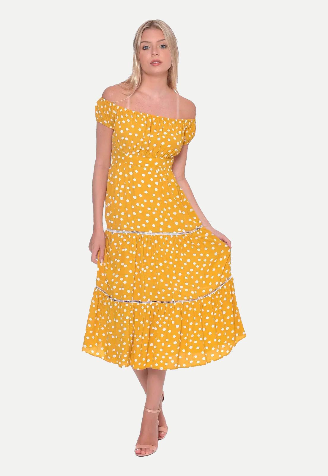 Vestido Yellow