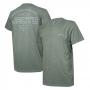 Camiseta Jacto - Growing Together Lavada Estonada - Cinza