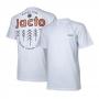 Camiseta Masc. Jacto Pinheiros - Branca
