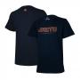 Camiseta Masc. Jacto Trademark - Azul Marinho