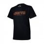 Camiseta Masc. Jacto Trademark - Preta