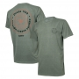 Camiseta Jacto Trevo - Lavada Estonada - Cinza
