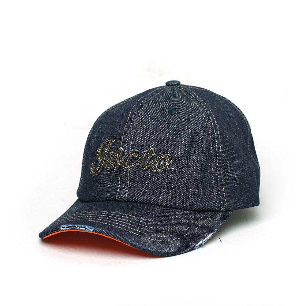 Boné Super Premium Dad Hat Jacto Lettering - Jeans