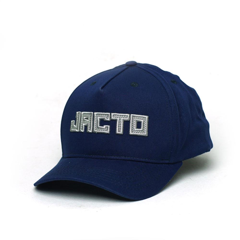 Boné Super Premium Dad Hat Jacto Since 1948 - Azul Marinho