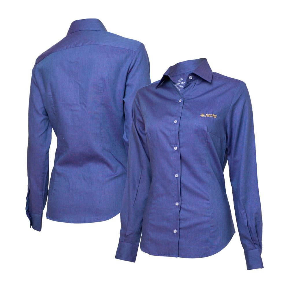 Camisa Fem. Jacto Blossom - Roxo