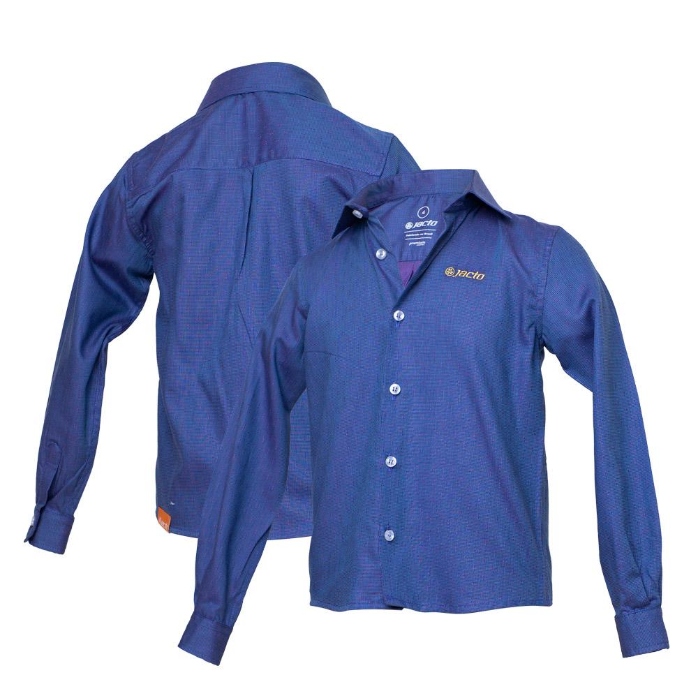 Camisa Inf. Jacto Blossom - Roxo