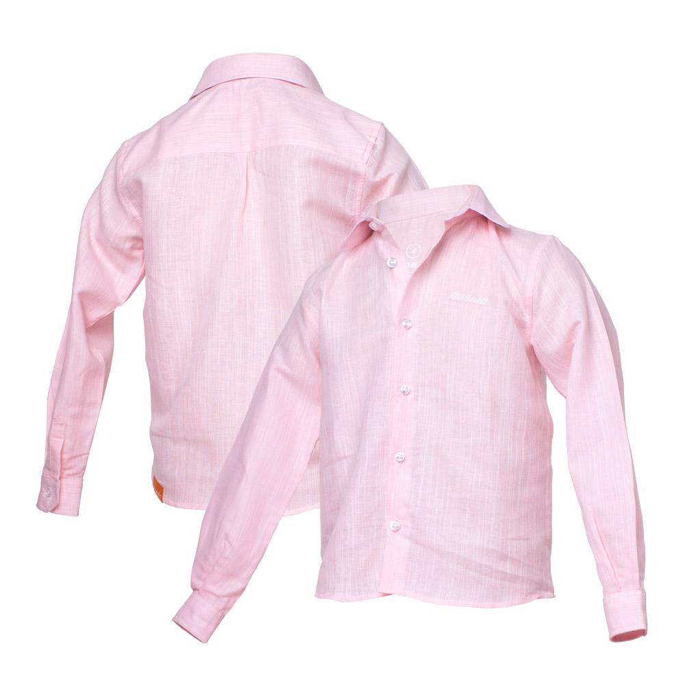 Camisa Inf. Jacto Lassie - Rosa Claro