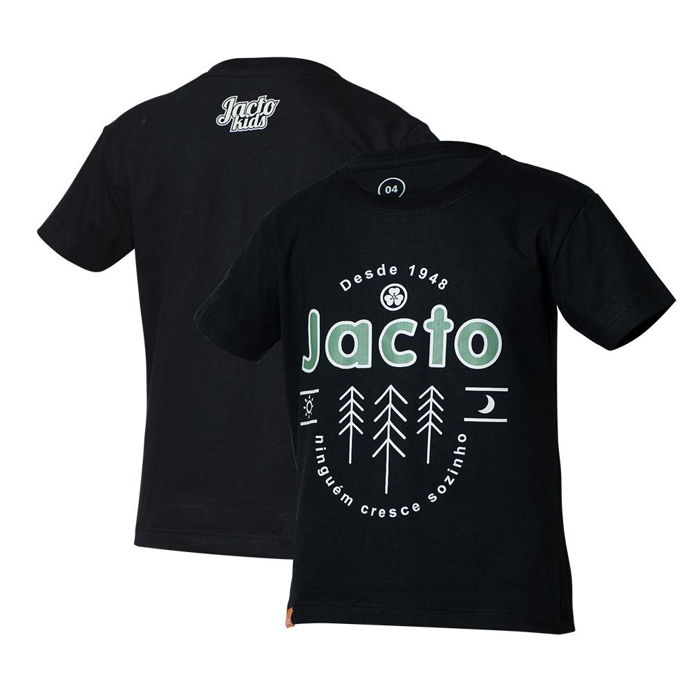 Camiseta Inf. Jacto Pinheiros - Preta