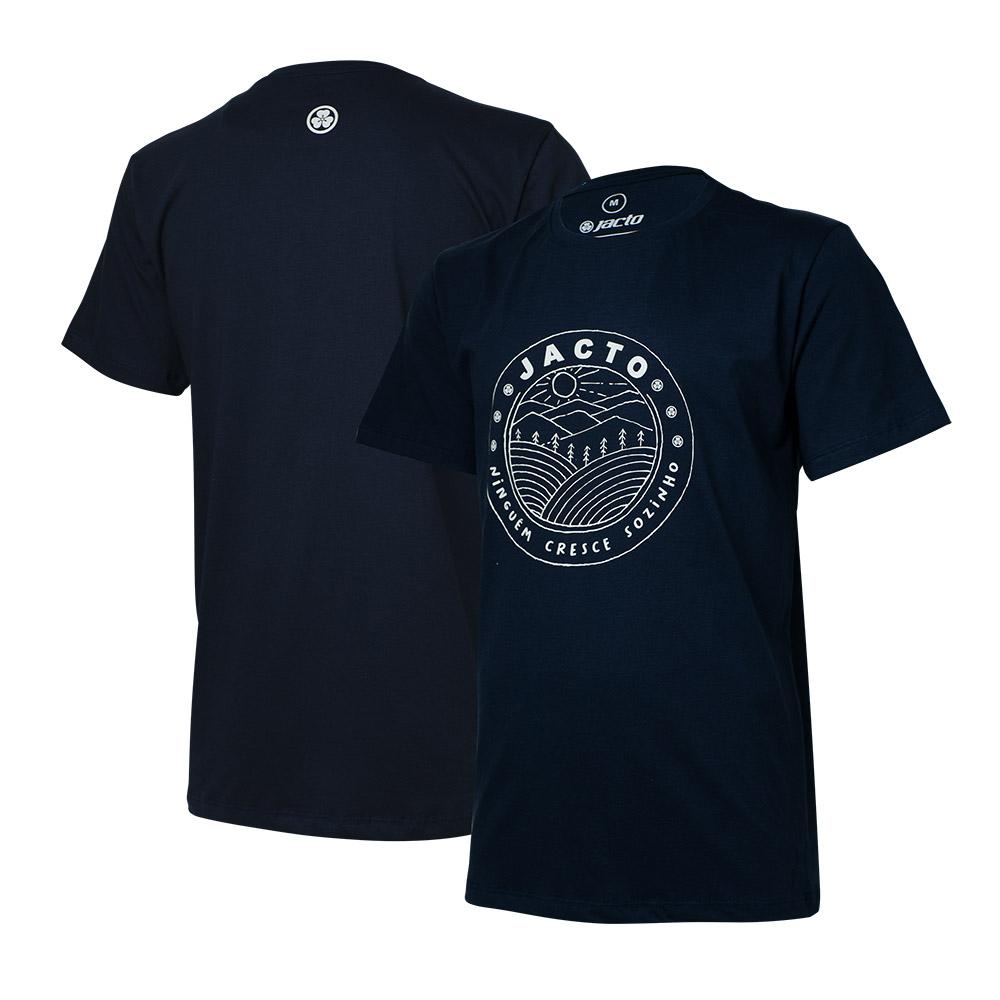 Camiseta Masc. Jacto View - Azul Marinho